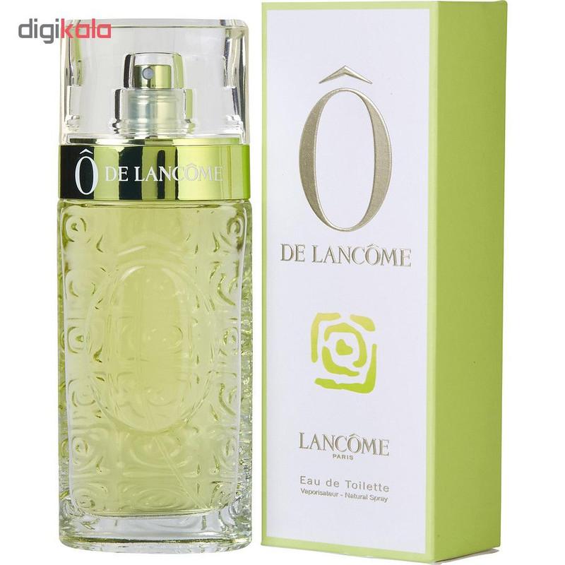 ادو تویلت زنانه لانکوم مدل O De Lancome حجم 125 میلی لیتر