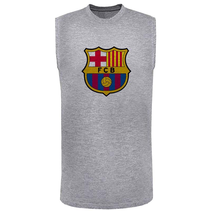 تاپ مردانه طرح بارسلونا کد SM83