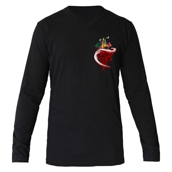 تی شرت مردانه مسترمانی مدل محرم کد 2084