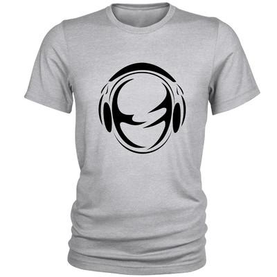 Photo of تی شرت مردانه طرح هدفون کد S84