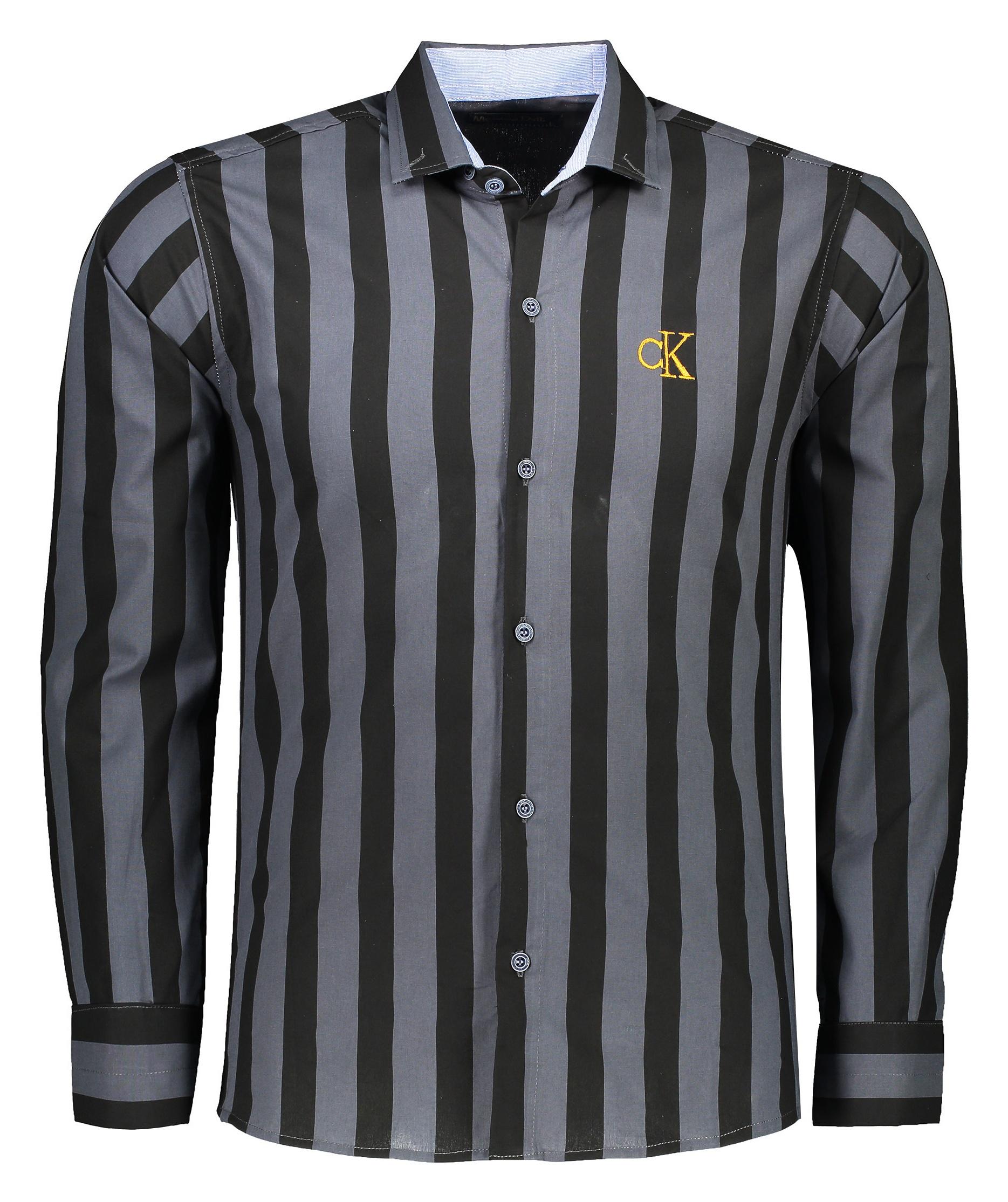 پیراهن آستین بلند مردانه کد M02143