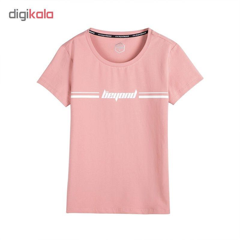 تی شرت ورزشی زنانه 361 درجه کد 2-561919152