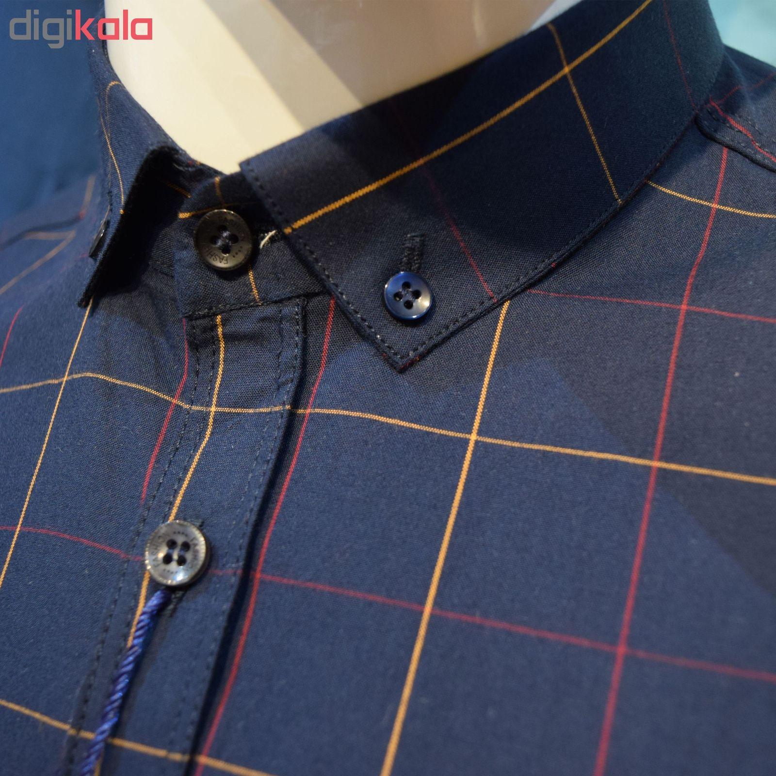 پیراهن مردانه پایتی جامه کد 1870977 main 1 2