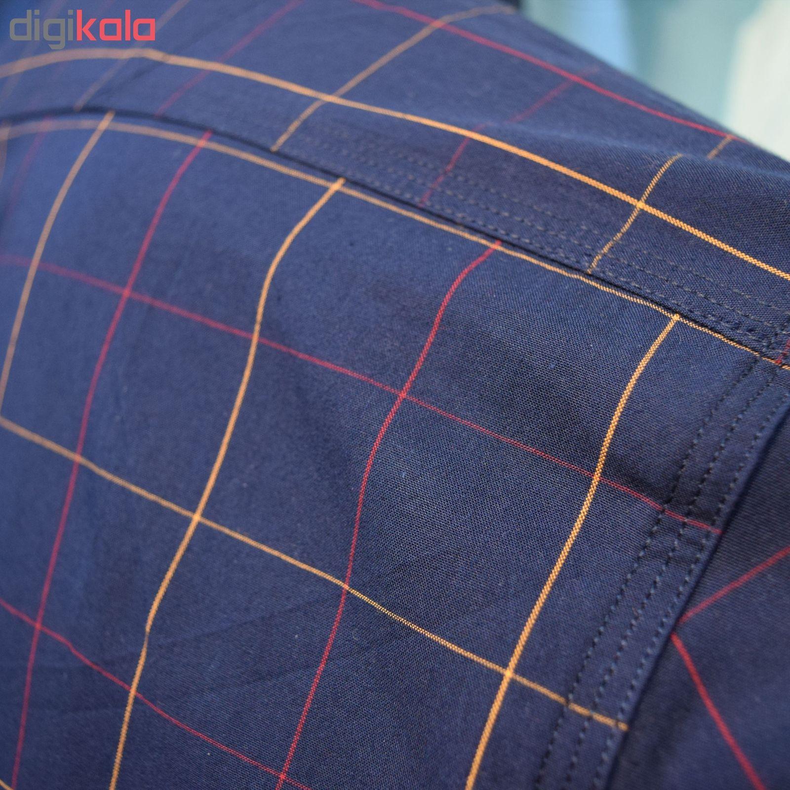 پیراهن مردانه پایتی جامه کد 1870977 main 1 3