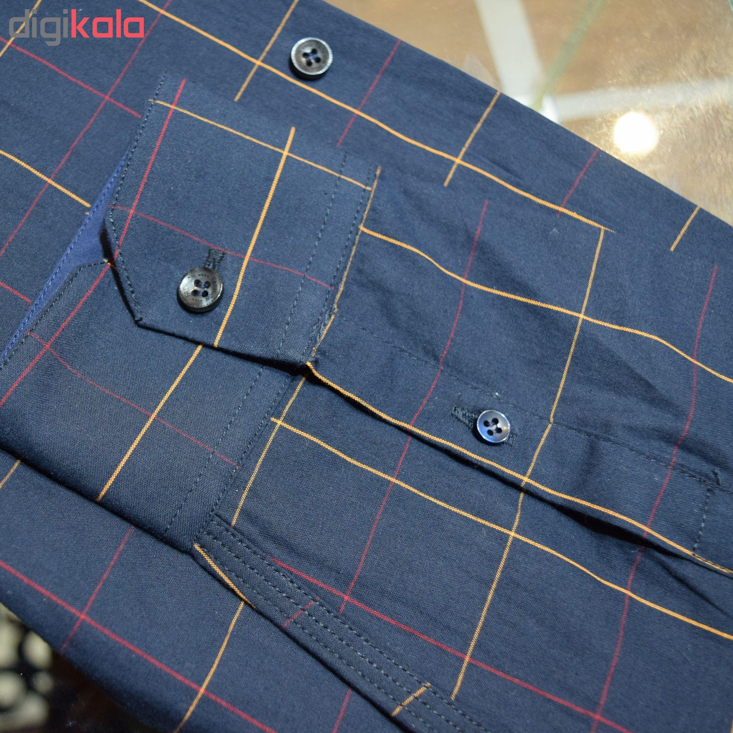 پیراهن مردانه پایتی جامه کد 1870977 main 1 4