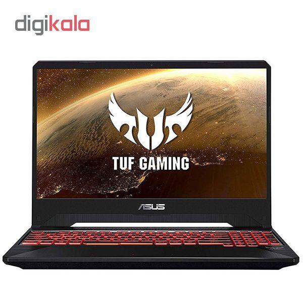 لپ تاپ 15 اینچی ایسوس مدل FX505DV-C main 1 1