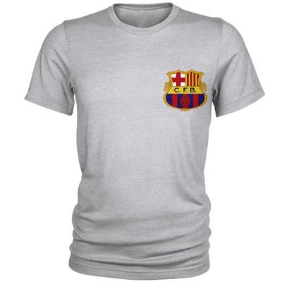 تی شرت مردانه طرح بارسلونا کد S688
