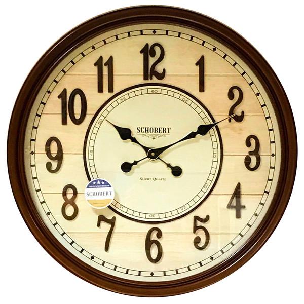 ساعت دیواری شوبرت مدل 6415