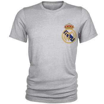 تی شرت مردانه طرح رئال مادرید کد S666
