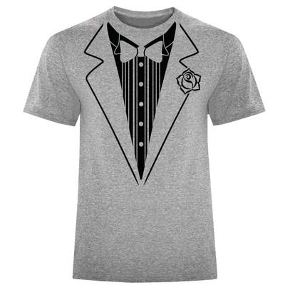 تصویر تی شرت مردانه کد S227