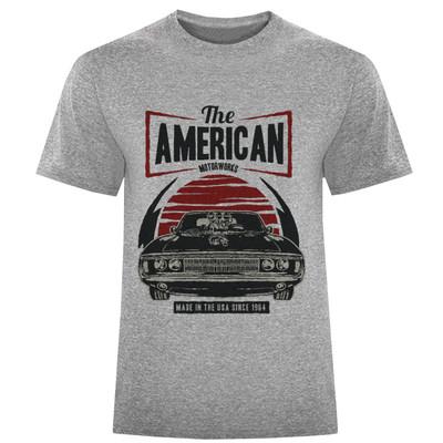 تصویر تی شرت مردانه کد S236
