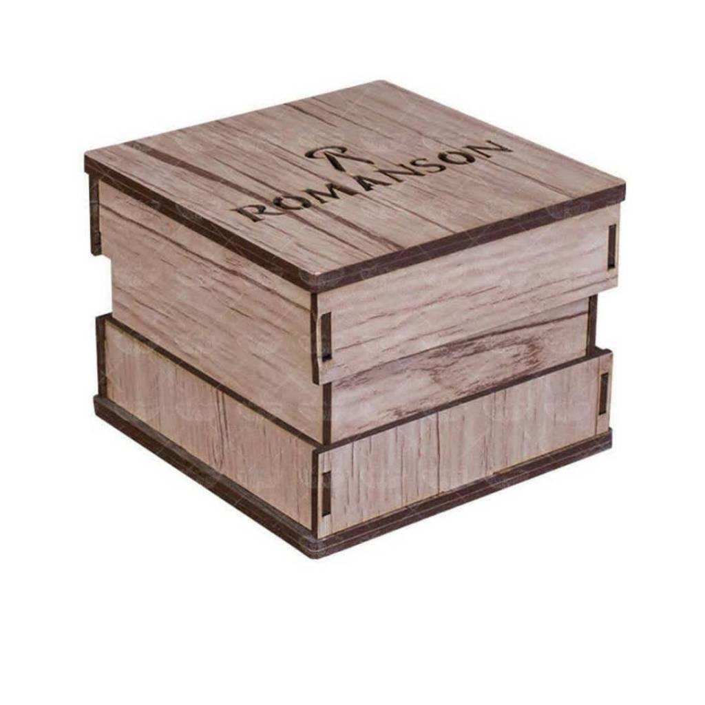 جعبه ساعت کد RO14