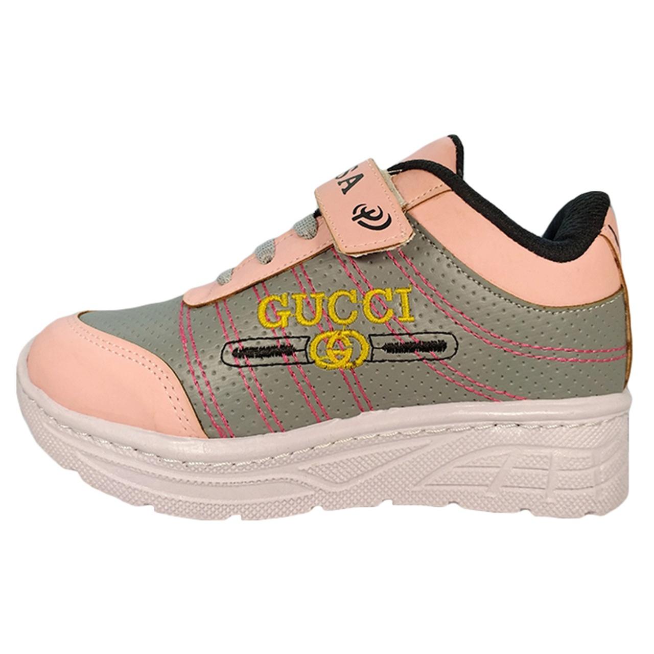 کفش راحتی دخترانه کد GU_PIPS33