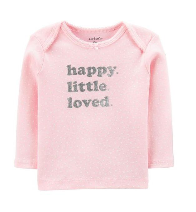 ست 3 تکه لباس نوزادی دخترانه کارترز کد 1011