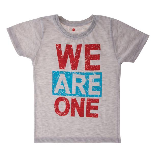 تی شرت پسرانه مدل ONE-GY