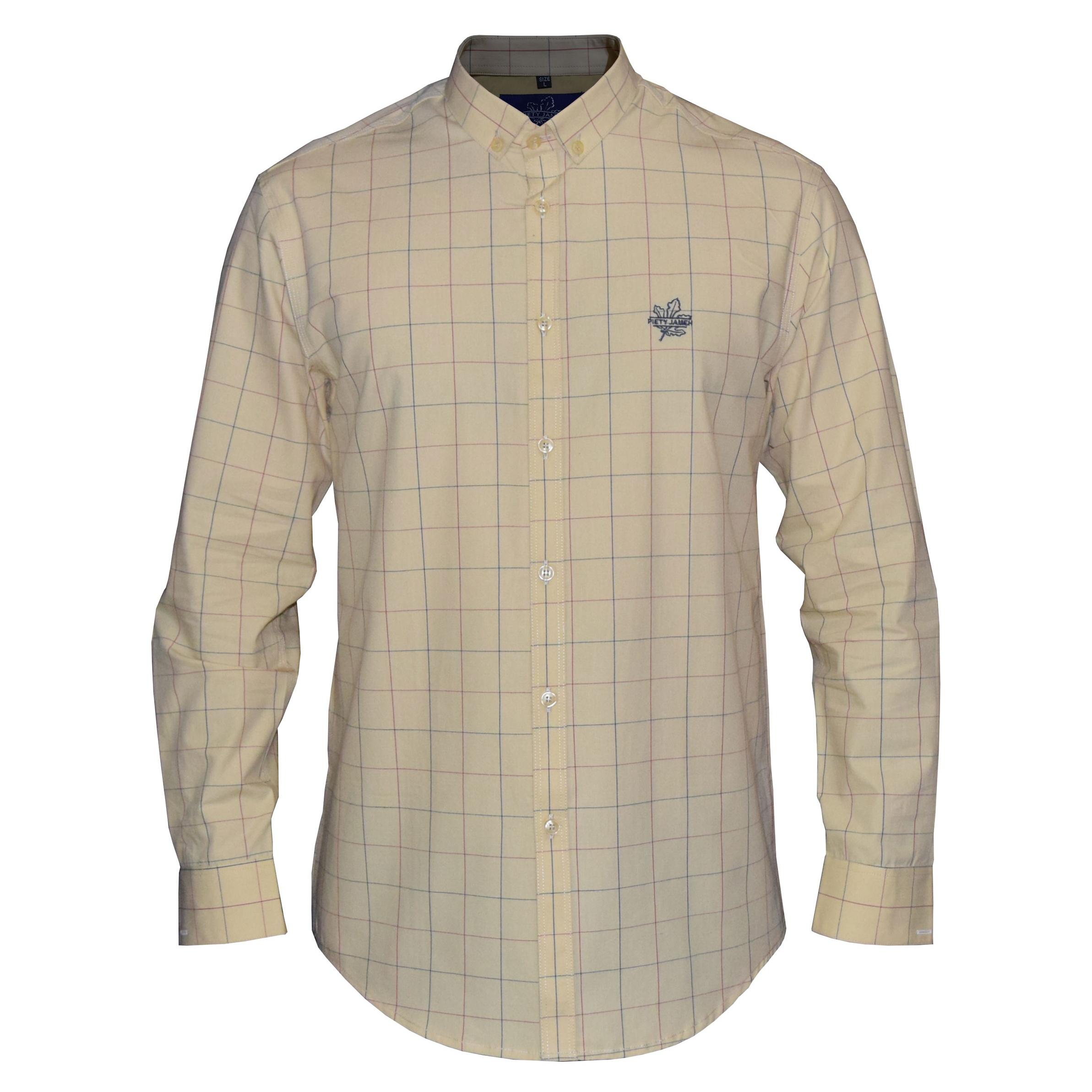 پیراهن مردانه پایتی جامه کد 1901513