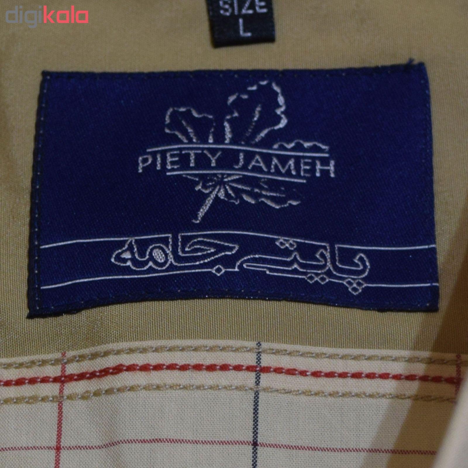 پیراهن مردانه پایتی جامه کد 1901513 main 1 5