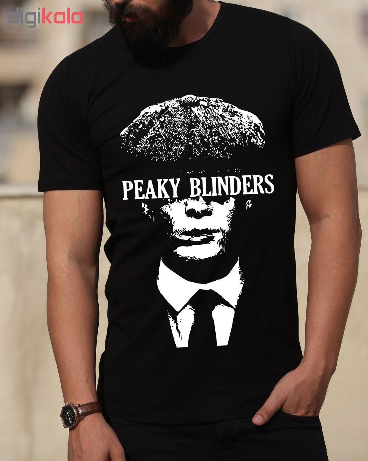 تی شرت مردانه طرح پیکی بلایندرز کد 34332 main 1 4