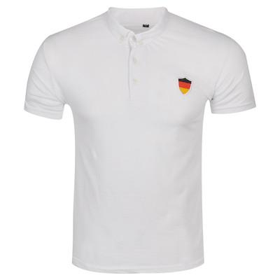 پولوشرت مردانه طرح پرچم آلمان کد 347004401