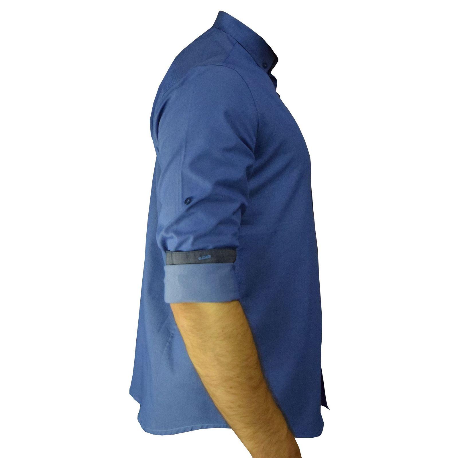 پیراهن مردانه پایتی جامه کد 1891615 main 1 3