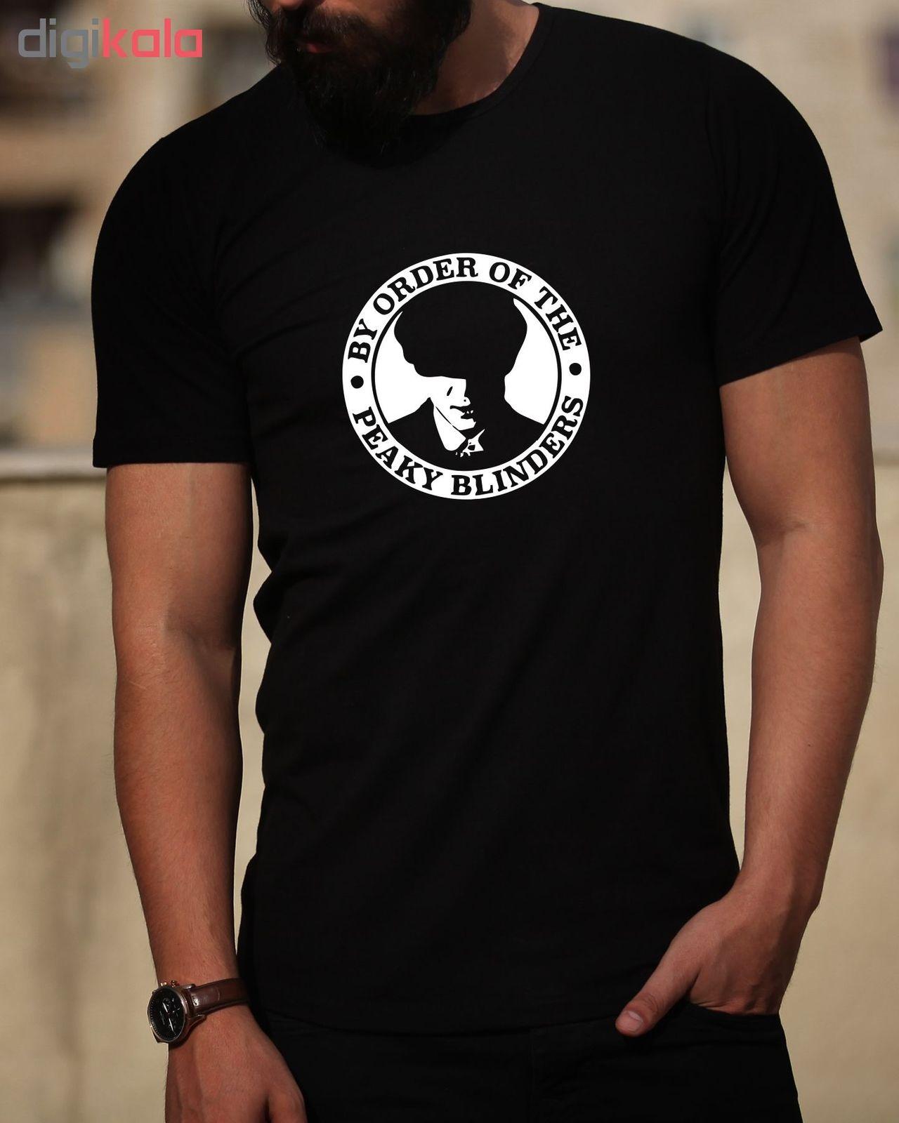 تی شرت مردانه طرح پیکی بلایندرز کد 34335 main 1 1