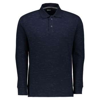 پولو شرت آستین بلند مردانه بای نت کد btt2-346