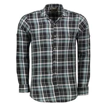 پیراهن آستین بلند مردانه ریتون کد 147-3