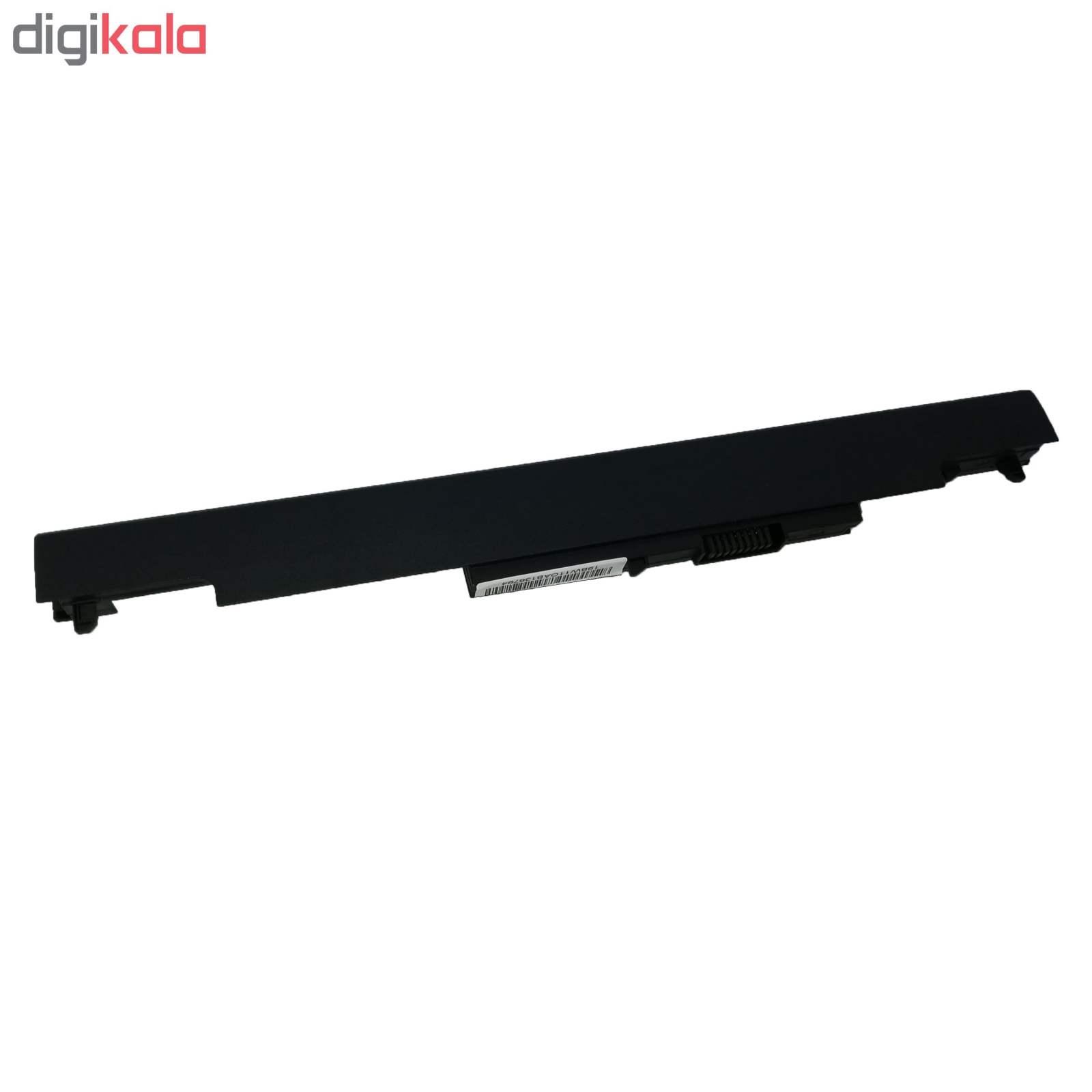 باتری لپ تاپ 4 سلولی مدل HS04 مناسب برای لپ تاپ اچ پی 250 G4 main 1 2