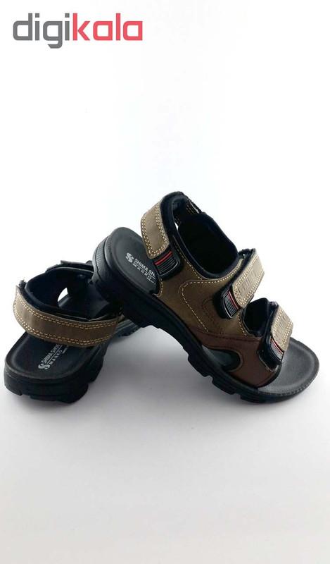 صندل پسرانه کفش شیما مدل 303 MARKO
