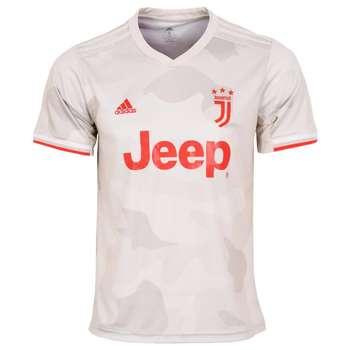 تی شرت ورزشی مردانه طرح یوونتوس کد away2019.20