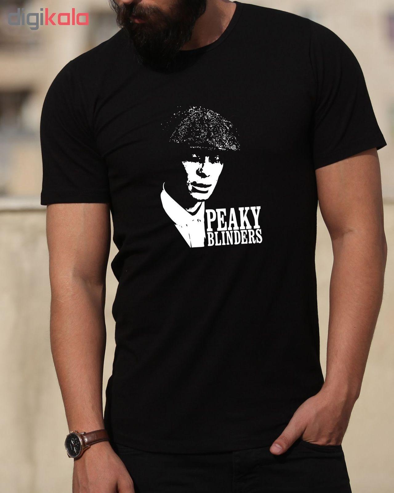 تی شرت مردانه طرح پیکی بلایندرز کد 34336 main 1 1