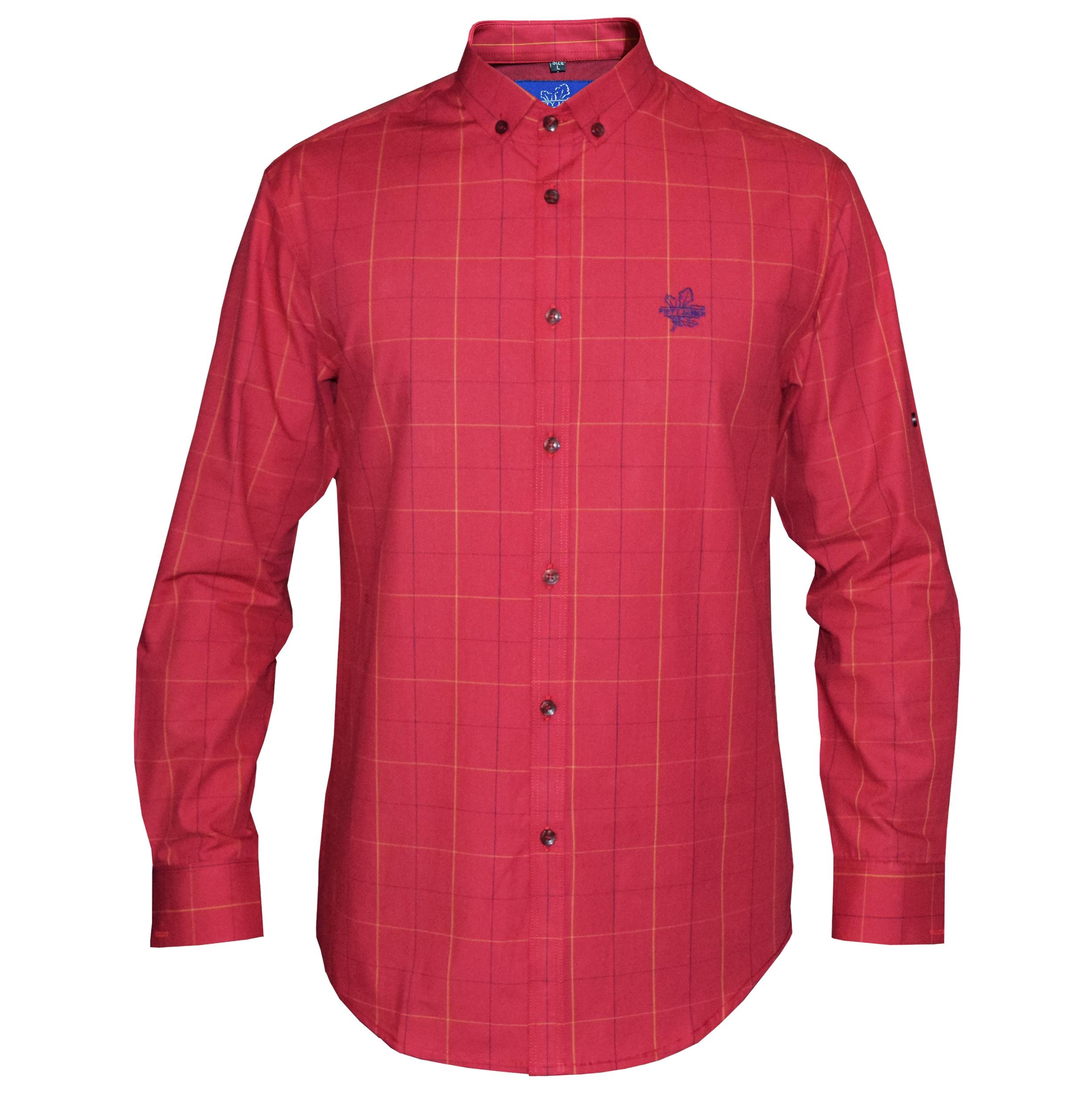 پیراهن مردانه پایتی جامه کد 1901516