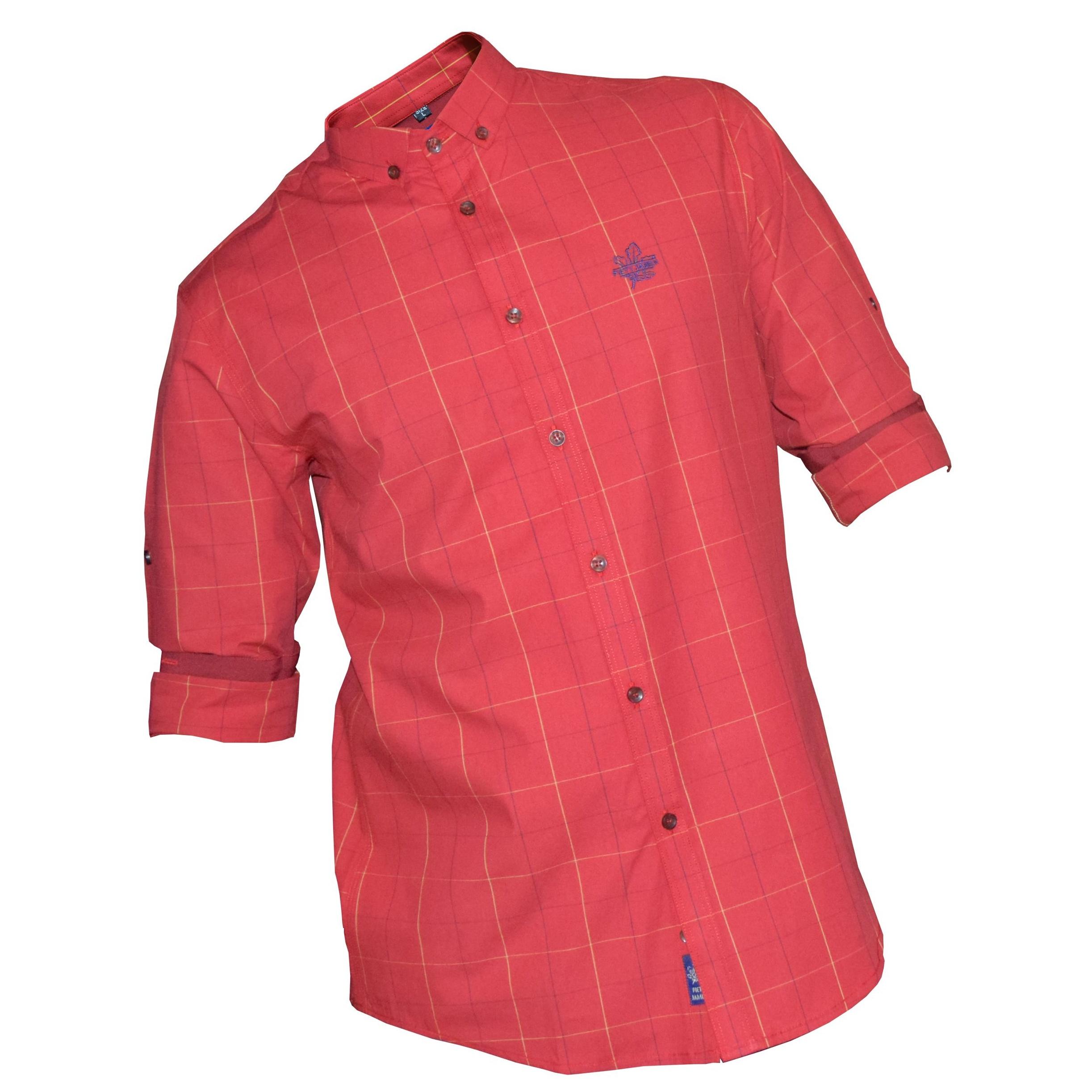 پیراهن مردانه پایتی جامه کد 1901516 main 1 5