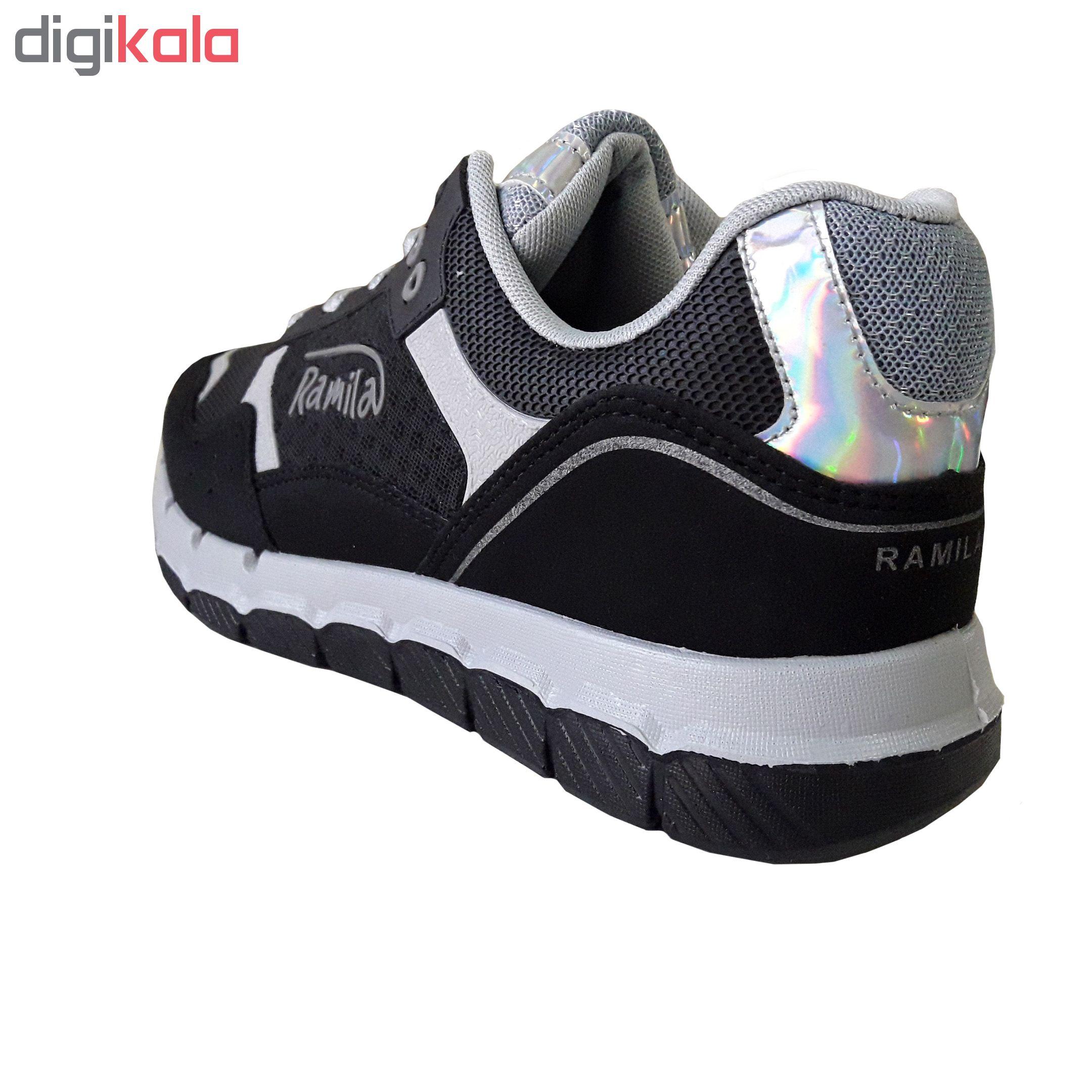 کفش مخصوص پیاده روی زنانه رامیلا کد 221