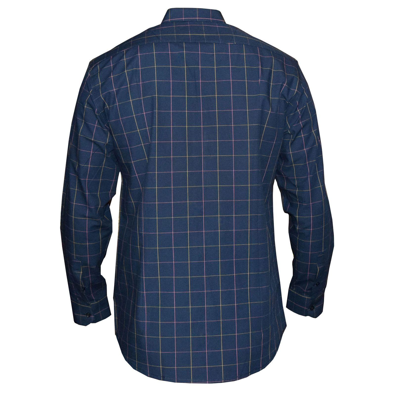 پیراهن مردانه پایتی جامه کد 1908047 main 1 5