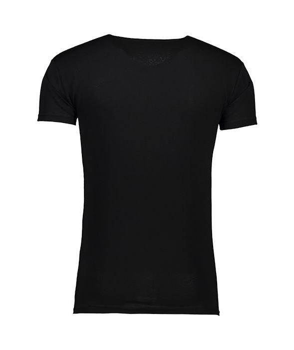 تی شرت مردانه فرد کد T.f.001 مجموعه دو عددی main 1 3
