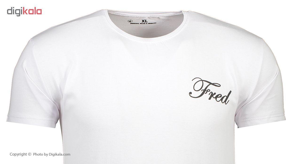 تی شرت مردانه فرد کد T.f.001 مجموعه دو عددی main 1 9