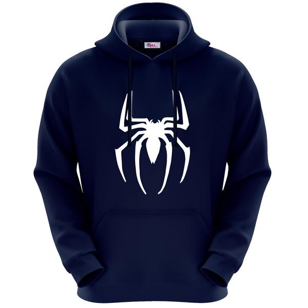 هودی مردانه آکو طرح Spider کد M265