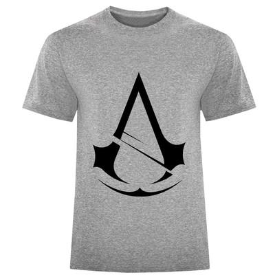 تصویر تی شرت مردانه طرح Assassins کد S312