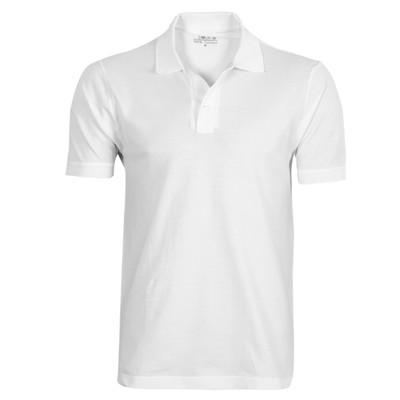 تصویر پولو شرت مردانه دوک کد RFit-WH