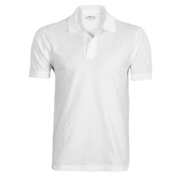 پولو شرت مردانه دوک کد RFit-WH