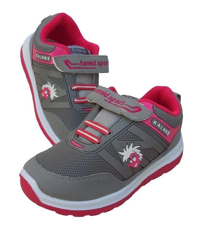 کفش راحتی دخترانه حمید اسپرت  کد 203010 main 1 3