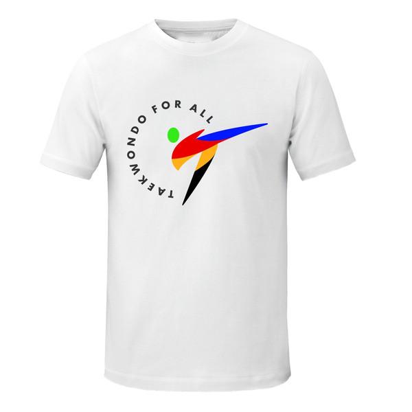 تی شرت مردانه طرح تکواندو کد asd 081