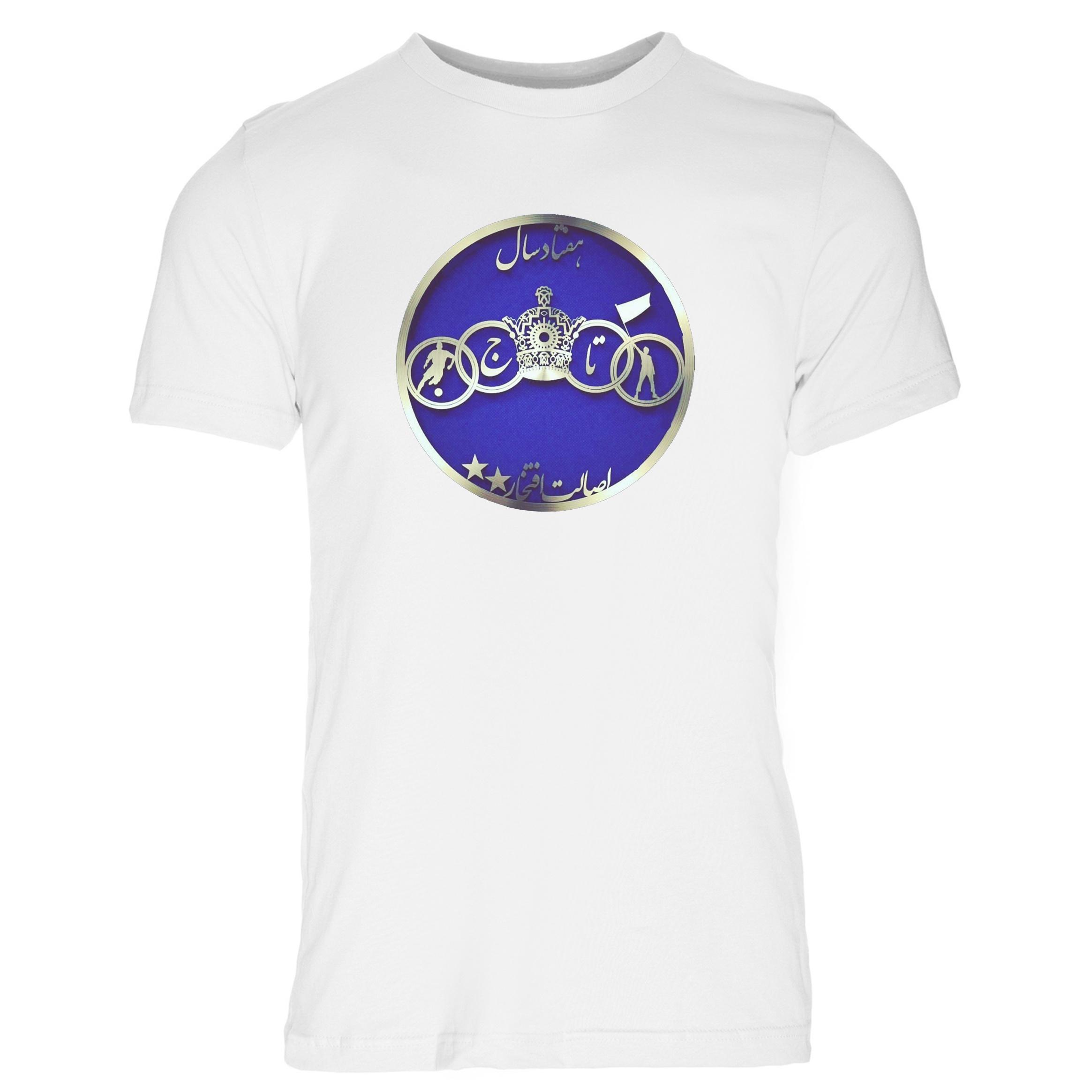 تی شرت مردانه طرح استقلال کد 01