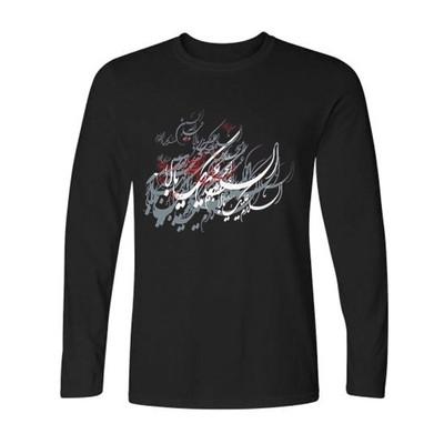 تصویر تی شرت آستین بلند مردانه کد 9201126