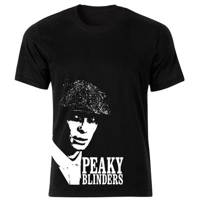 تی شرت آستین کوتاه زنانه طرح پیکی بلایندرز کد 34337