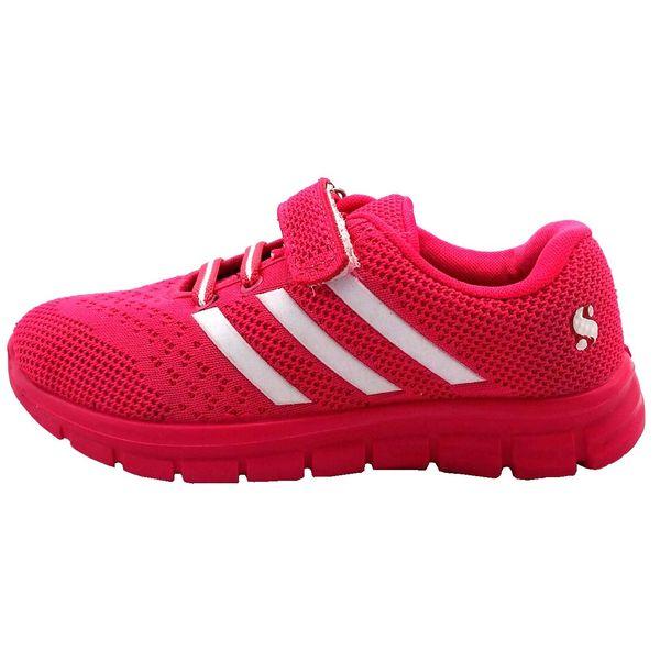 کفش مخصوص پیاده روی دخترانه کفش شیما مدل آلیسا کد 110