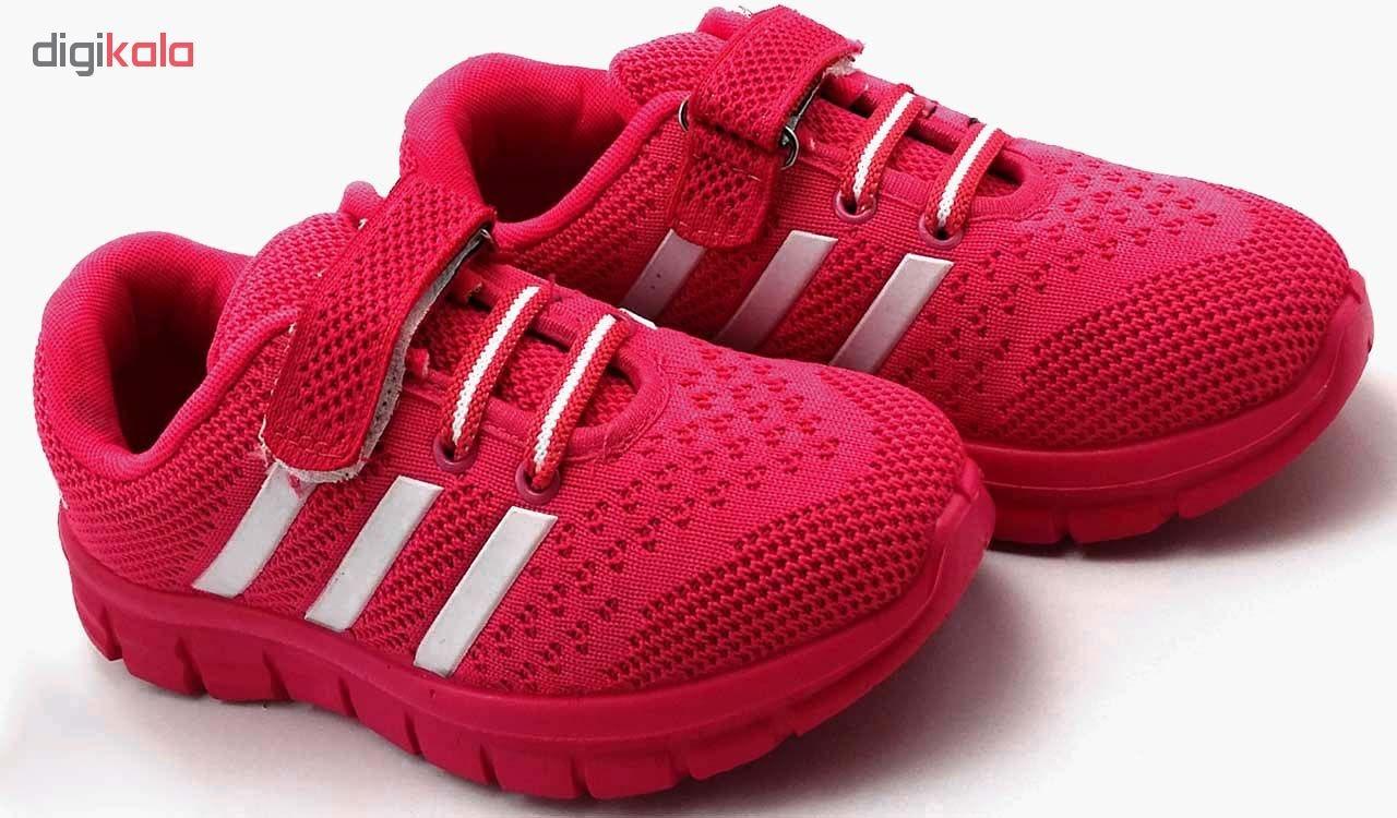 کفش مخصوص پیاده روی دخترانه کفش شیما مدل آلیسا کد 110 main 1 2