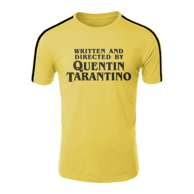 تی شرت مردانه طرح تارانتینو کد 001