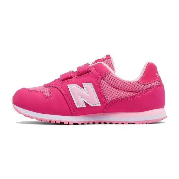 کفش راحتی دخترانه نیو بالانس کد KV500PPY